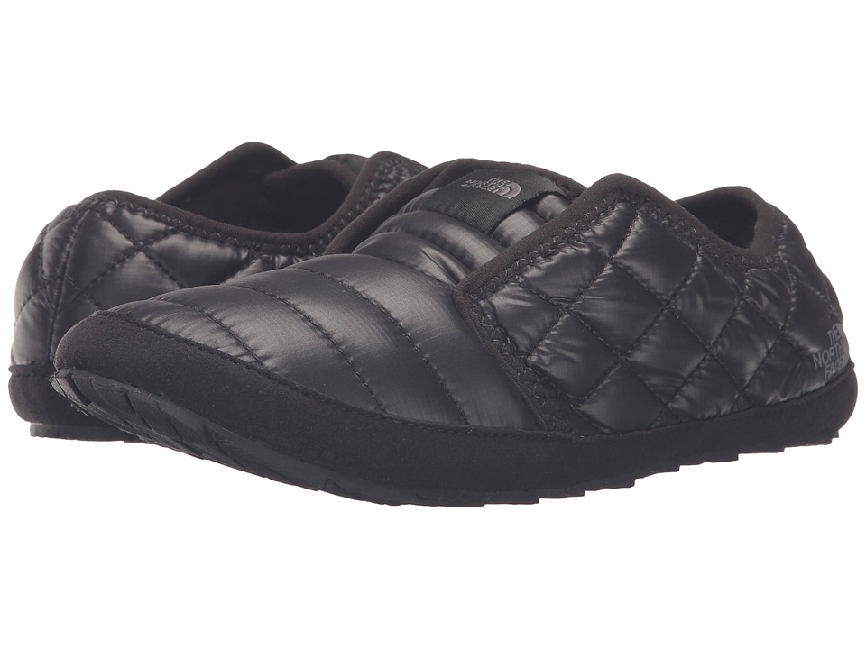Zapato Mujer The North Face ThermoBall Traction Mule II Negro Planos Ripstop