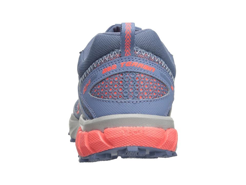Zapatilla Mujer New Balance T610v5 Azul Planos Malla Sintético